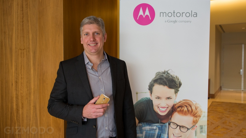 Motorola expects global profits with its 4G smartphone plans for demand-driven India: Rick Osterloh